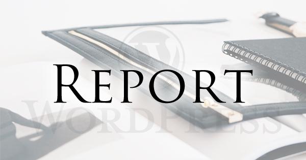 調査レポート発行可