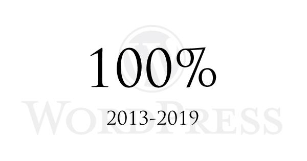 復旧成功率はサービス開始以来100%